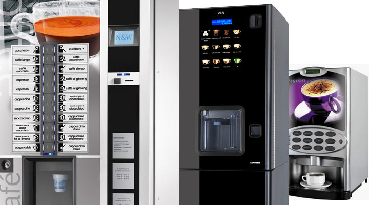 Quel distributeur automatique choisir for Choisir sa machine a cafe